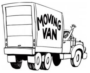 Blog moving